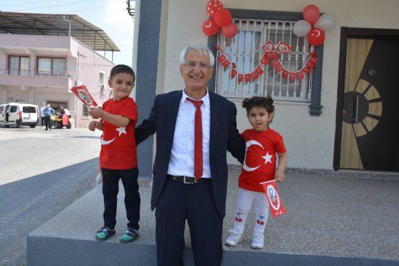 ARSUZ'DA '19 MAYIS'A GEZİCİ KUTLAMA