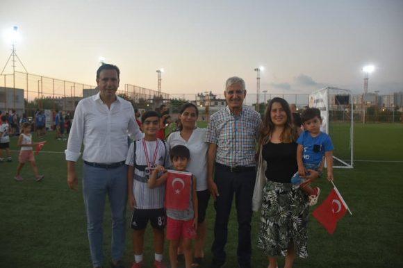 """""""ARSUZ BELEDİYESİ SPOR ŞENLİKLERİ"""" SONA ERDİ"""